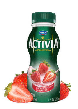 Activia® Drinks Strawberry
