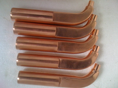 Пісталеты і перакрывальнікаў току для кантактнай (супрацівам) кропкавай зваркі металу пнеўматычныя і гідраўлічныя