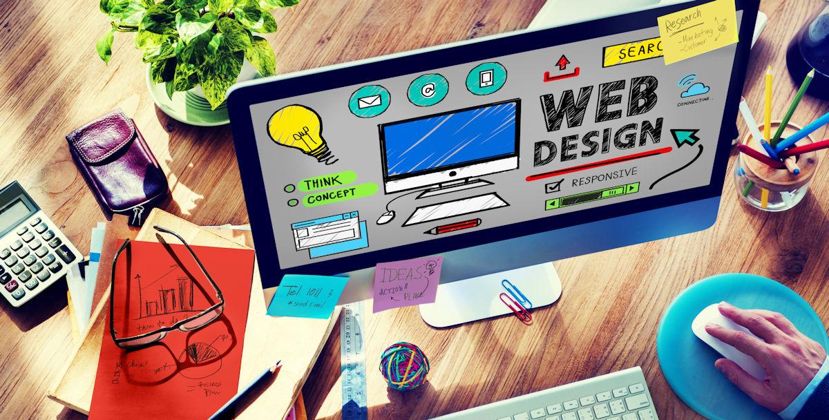 ویب ڈیزائن اور ویب کی ترقی