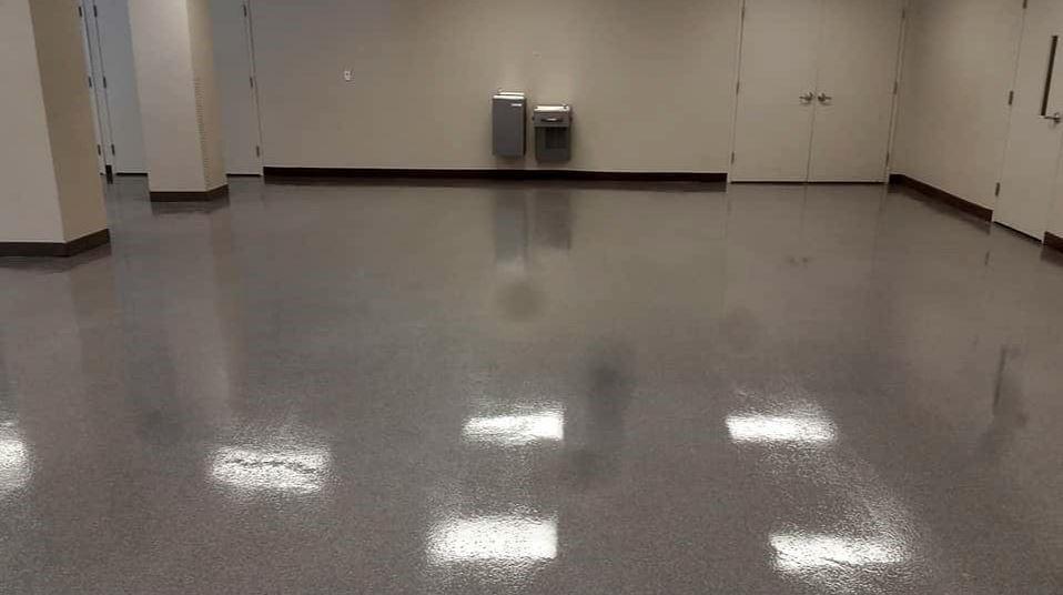 فرش کو ڈھانپنے کا کام